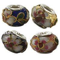 Cloisonne Beads European
