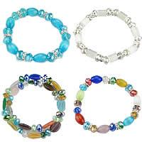Cats Eye Crystal Bracelets