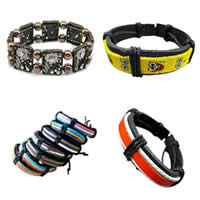 Fashion Create Leather Bracelets