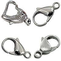 Stainless Steel Lobster Claw Clasp