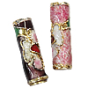 Beads filigran Cloisonne, Tub, 4.50x15mm, : 3mm, 100PC/Qese,  Qese