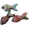 Beads filigran Cloisonne, Kafshë, asnjë, 9x20x5mm, : 1mm, 60PC/Qese,  Qese