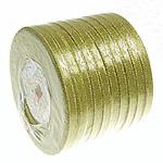 Ribbon Sparkle, ar, 6mm, :250Oborr, 10PC/Shumë,  Shumë