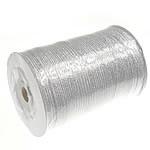 Ribbon Sparkle, argjend, 3mm, :880Oborr,  PC