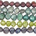 Barok Beads kulturuar Pearl ujërave të ëmbla, Pearl kulturuar ujërave të ëmbla, ngjyra të përziera, Një, 5-6mm, : 0.8mm, :15Inç, 10Fillesat/Qese,  Qese
