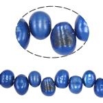 Cluster Ball Beads kulturuar Pearl, Një, 7-8mm, : 1mm, :15,  15,