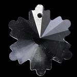 Crystal Pendants, Kristal, Lule, Kristal, 16x18x8mm, : 1mm, 10PC/Qese,  Qese