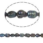 Barok Beads kulturuar Pearl ujërave të ëmbla, Pearl kulturuar ujërave të ëmbla, Një, 3-4mm, : 0.8mm, :14.5Inç,  14.5Inç,