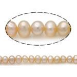 Barok Beads kulturuar Pearl ujërave të ëmbla, Pearl kulturuar ujërave të ëmbla, AA, 3-4mm, : 0.8mm, :15Inç,  15Inç,