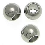 Beads bizhuteri çelik inox, Stainless Steel, Daulle, asnjë, 4.50x6mm, : 3mm, 500PC/Shumë,  Shumë