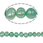 Barok Beads kulturuar Pearl ujërave të ëmbla, Pearl kulturuar ujërave të ëmbla, 6-7mm, : 0.8mm, :14Inç,  14Inç,