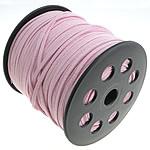 Cord Lesh, Kurrizit Lesh, rozë, 3x1.50mm, :100Oborr,  PC