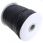 Cord Wax, e zezë, 1mm, 5PC/Shumë,  Shumë