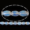 Deti Beads opal, Deti Opal, Oval, asnjë, 10x14mm, : 1mm, : 15Inç, 10Fillesat/Shumë,  Shumë