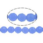 Deti Beads opal, Deti Opal, asnjë, blu, 10mm, : 0.5mm, : 15.5Inç, 40PC/Fije floku,  15.5Inç,