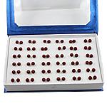 Detit të Jugut Vath Shell, Jug Deti Shell, Round, asnjë, asnjë, i kuq, 8-9mm, 36Çiftet/Kuti,  Kuti