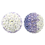 Çekë Beads diamant i rremë, Round, asnjë, PP13, 14mm, : 2mm, 10PC/Qese,  Qese