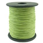 Cord Wax, e gjelbër, 1mm, :80Oborr,  PC