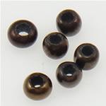 Opake Glas Rocailles, Glas-Rocailles, 2x1.90mm, Bohrung:ca. 1mm, verkauft von Tasche