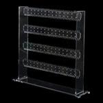 Organike Vath Glass Display, Glass Organike, Shape Tjera, asnjë, i tejdukshëm, qartë, 236x216x45mm, 10PC/Qese,  Qese
