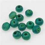Beads druri, Rondelle, i lyer, e gjelbër, 4x5mm, : 2mm, 14705PC/Qese,  Qese