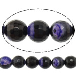 Natyrore kërcitje Beads Zjarri agat, YouTube Fire agat, Round, natyror, 12mm, : 1.3mm, : 15Inç, 10Fillesat/Shumë,  Shumë