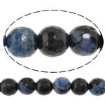 Natyrore kërcitje Beads Zjarri agat, YouTube Fire agat, Round, natyror, 10mm, : 1mm, : 15Inç, 10Fillesat/Shumë,  Shumë