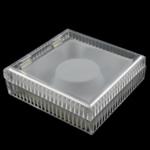 Organike byzylyk Glass Box, Glass Organike, Katror, 85x85x25mm, 8PC/Shumë,  Shumë