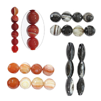Natural Manchurian Agate Beads
