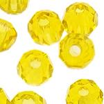 Swarovski Crystal Beads, Round, Diell, 3mm, : 1mm, 50PC/Qese,  Qese
