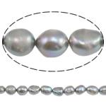 Barok Beads kulturuar Pearl ujërave të ëmbla, Pearl kulturuar ujërave të ëmbla, 9-10mm, : 1mm, :15Inç,  15Inç,