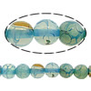 Rainbow Natyrore Beads agat, Rainbow agat, Round, 16mm, : 1.5mm, : 15.8Inç, 5Fillesat/Shumë,  Shumë