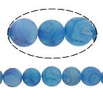 Beads Natyrore kuarc Ice agat, Ice kuarc agat, Round, 12mm, : 1mm, : 16Inç, 5Fillesat/Shumë,  Shumë
