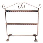 Vath Iron Display, Hekur, Raft, ngjyrë bakri të praruar antike, asnjë, asnjë, , nikel çojë \x26amp; kadmium falas, 200x225mm,  PC