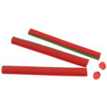 Ploymer Clay Canes, Polymer Clay, Kolonë, asnjë, 5x50x5.50mm, 100PC/Qese,  Qese