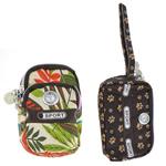 Bag Moda, Alloy zink, Drejtkëndësh, i përzier, ngjyra të përziera, 130-150x80-90mm, 22mm, 10PC/Shumë,  Shumë
