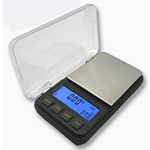 Digital Scale Pocket, 123x72.50x23mm,  PC