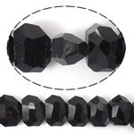 Imitim Swarovski Crystal Beads, Kristal, Shape Tjera, asnjë, imitim kristal Swarovski & makinë faceted, Reaktiv, 13x10x9mm, : 1mm, 100PC/Shumë,  Shumë