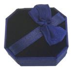 Kutia Velveteen Ring, Drejtkëndësh, 52x60x40mm, 25PC/Shumë,  Shumë