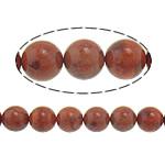 Beads Natyrore Coral, Grass Coral, Round, sintetik, i kuq, 13mm, : 1mm, : 16.5Inç, 14Fillesat/Shumë,  Shumë