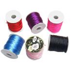 Cord najlon, ngjyra të përziera, 1.50mm, 10PC/Shumë,  Shumë
