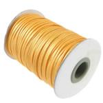 Cord Wax, portokall, 2mm, :100Oborr, 3PC/Shumë,  Shumë