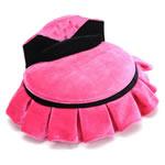 Bizhuteri Velveteen Set Box, Divan, rozë, 160x195x150mm, 5Boxes/Shumë,  Shumë