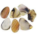 Agat pendants bizhuteri, Agat Original Color, i përzier, 44-52mm, : 2-2.5mm, 20PC/Qese,  Qese