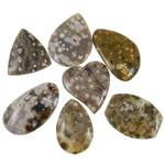 Agat pendants bizhuteri, Agat Original Color, i përzier, 42-54mm, : 2-2.5mm, 20PC/Qese,  Qese