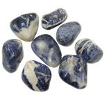Komponenti varëse gur i çmuar, Natyrore lapis lazuli, Shape përziera, 40-53mm,  KG