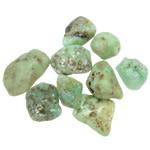 Komponenti varëse gur i çmuar, Jeshile kuarc, Shape përziera, 37-58mm,  KG