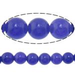 Beads Round Crystal, Ametist, 10mm, : 1.2mm, :15.5Inç, 5Fillesat/Shumë,  Shumë