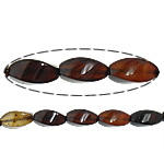 Beads Mrekulli Natyrore agat, Mrekullia agat, Kthesë, 10x20mm, : 1.7mm, :15.7Inç, 5Fillesat/Shumë,  Shumë