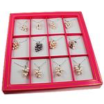 Ujërave të ëmbla Pearl gjerdan Zinxhiri tunxh, Pearl kulturuar ujërave të ëmbla, with Tunxh, Oval, natyror, ngjyra të përziera, 6-7mm, :16Inç, 12Fillesat/Kuti,  Kuti